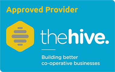 small hive approved provider logo transparent bg